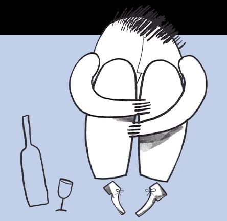Imagem depressão no idoso